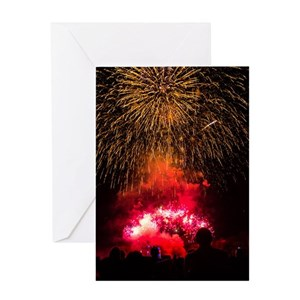 Boom Greeting Cards