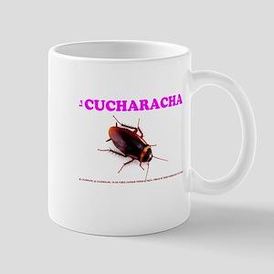 LA CUCHARACHA - COCKROACH! Mug