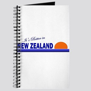 Its Better in New Zealand Journal