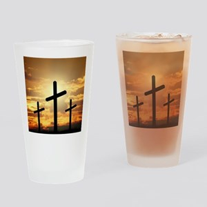 The Cross Drinking Glass