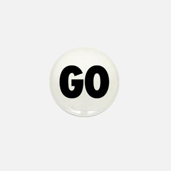 GO Mini Button