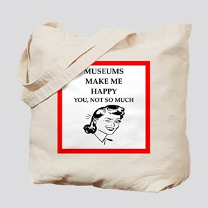 museums Tote Bag