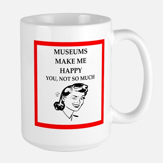 museums Mugs