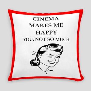 cinema Everyday Pillow