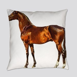 horse Everyday Pillow