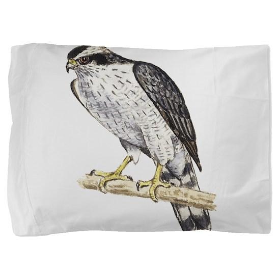 Northern Goshawk Pillow Sham