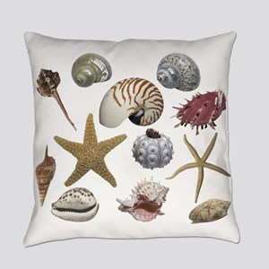 Shells Everyday Pillow