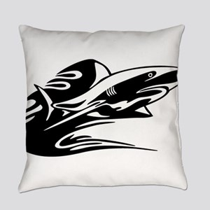fish2 Everyday Pillow