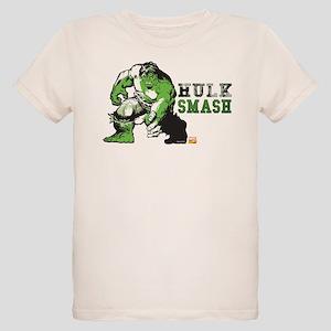 Hulk Color Splash Organic Kids T-Shirt