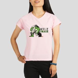 Hulk Color Splash Performance Dry T-Shirt