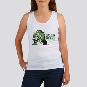 Hulk Color Splash Women's Tank Top