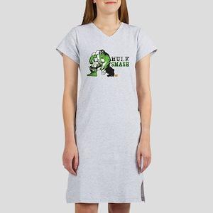 Hulk Color Splash Women's Nightshirt