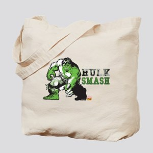 Hulk Color Splash Tote Bag