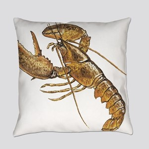 lobster Everyday Pillow