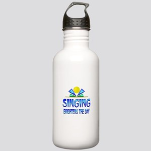 Singing Brightens the Stainless Water Bottle 1.0L
