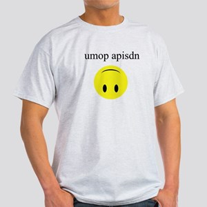 umop apisdn - Upside Down T-Shirt