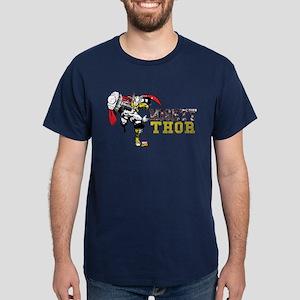 Thor Color Splash Dark T-Shirt