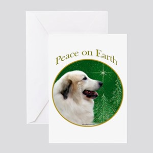 Pyr Peace Greeting Card