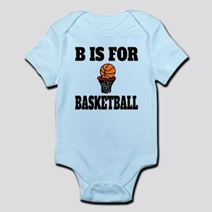 B Is For Basketball Body Suit