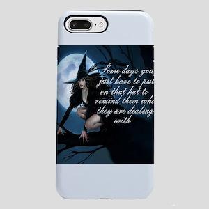 witch humor iPhone 8/7 Plus Tough Case