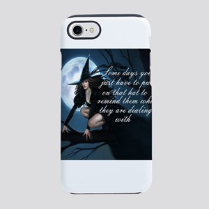 witch humor iPhone 8/7 Tough Case