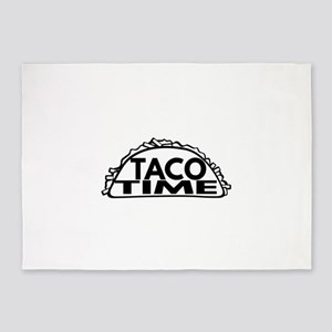 Taco Time 5'x7'Area Rug