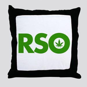RSO Throw Pillow