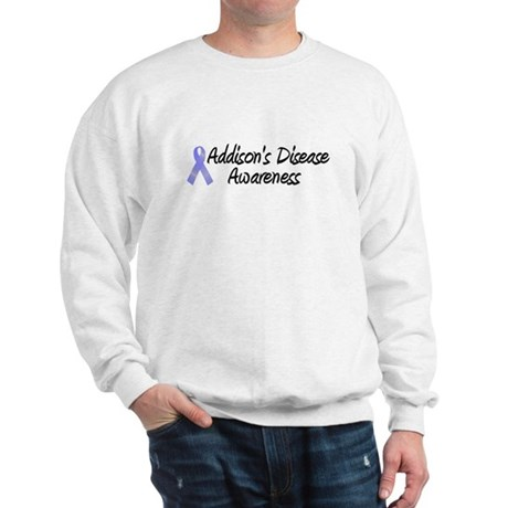 Addison's Disease Awareness Sweatshirt
