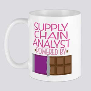 Supply Chain Analyst Mug
