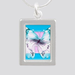 Transgender Butterfly Of Transition Necklaces