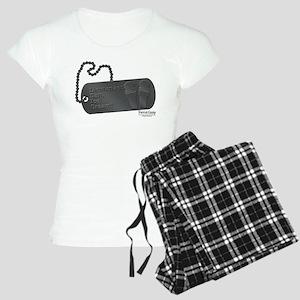 lieutenant dan Women's Light Pajamas