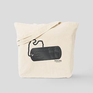 lieutenant dan Tote Bag
