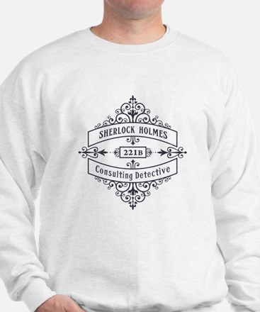 Consulting Detective (blue) Sweatshirt