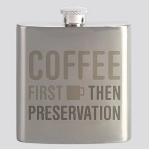 Coffee Then Preservation Flask