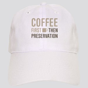Coffee Then Preservation Cap
