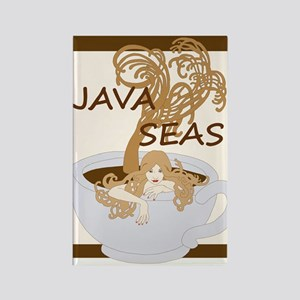 Swimming In The Java Seas Magnets