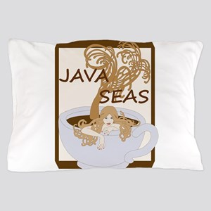 Swimming In The Java Seas Pillow Case