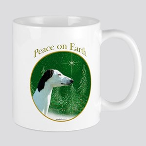 Greyhound Peace Mug