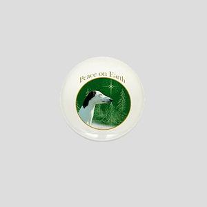 Greyhound Peace Mini Button
