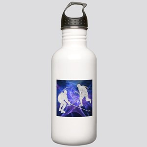 Ice Hockey Players Fig Stainless Water Bottle 1.0L