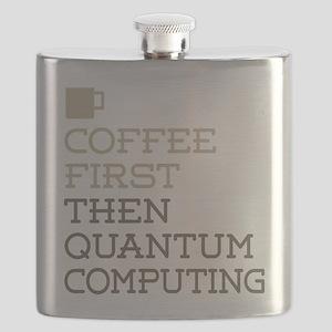 Quantum Computing Flask