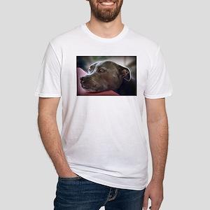 Loving Pitbull Eyes T-Shirt