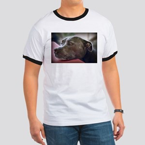 Loving Pitbull Eyes T-Shirt