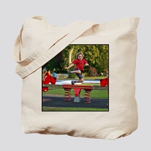 Playground Frolic - original 1:1 - Tote Bag