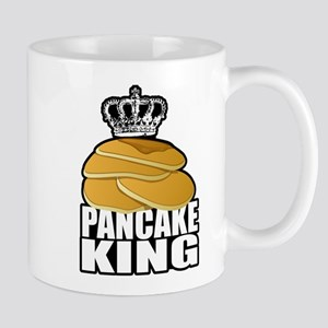 Pancake King Mugs