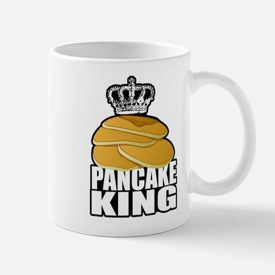 Pancake King Mugs