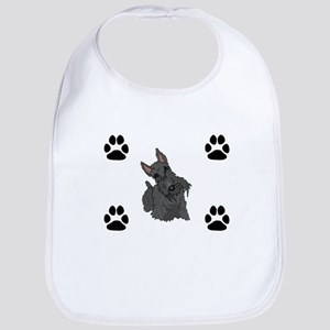 Scottish Terrier Bib