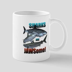 Jawsome! Mugs