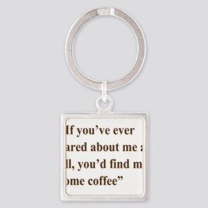 A Gail Quote Keychains
