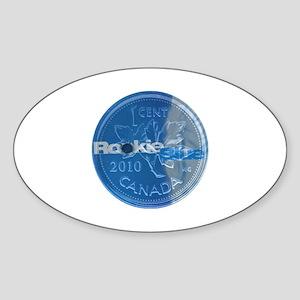 Rookie Blue Bullet Sticker